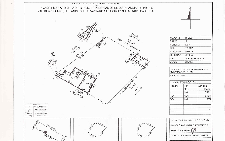 Foto de casa en venta en  , itzimna, mérida, yucatán, 1617534 No. 04
