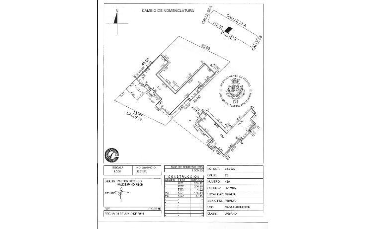 Foto de casa en venta en  , itzimna, mérida, yucatán, 1617534 No. 05