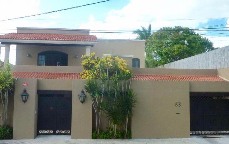 Foto de casa en venta en, itzimna, mérida, yucatán, 1663262 no 01
