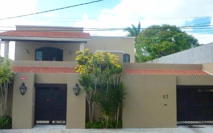 Foto de casa en venta en  , itzimna, m?rida, yucat?n, 1663262 No. 01
