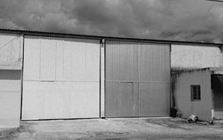 Foto de nave industrial en renta en  , itzincab, umán, yucatán, 1140977 No. 01