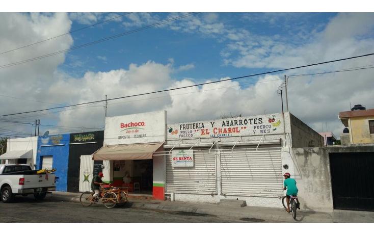 Foto de local en renta en  , itzincab, um?n, yucat?n, 1897292 No. 01