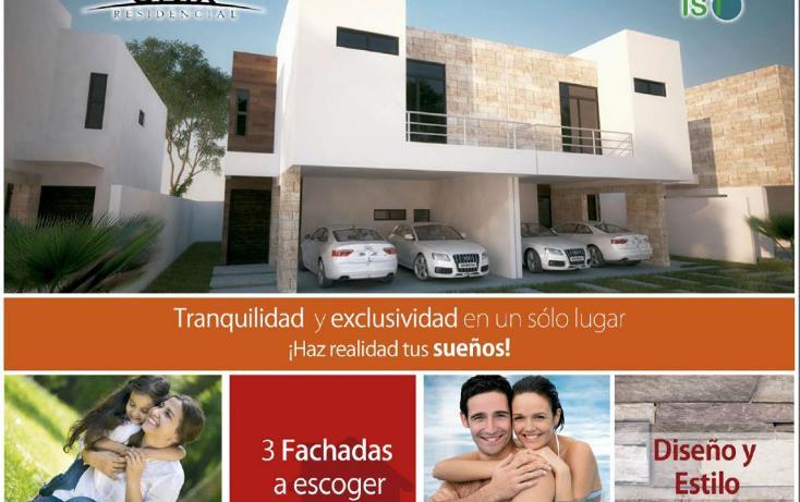 Foto de casa en venta en  , ixtacomitan 1a sección, centro, tabasco, 1526557 No. 01