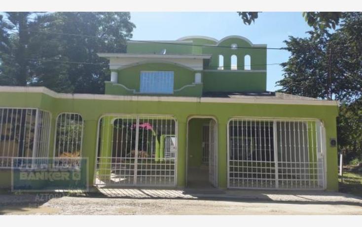 Foto de casa en venta en  , ixtacomitan 1a sección, centro, tabasco, 1699068 No. 01