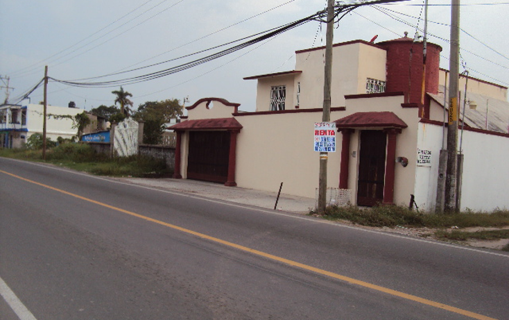 Foto de casa en renta en  , ixtacomitan 1a secci?n, centro, tabasco, 1700494 No. 01