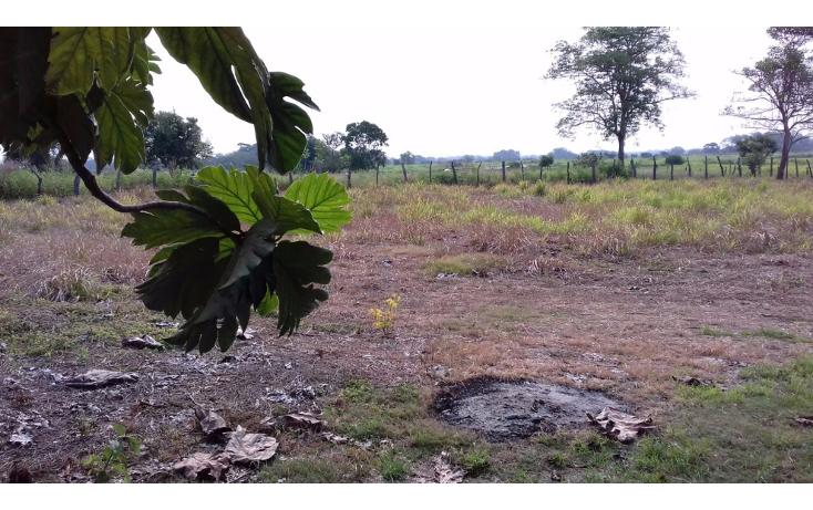 Foto de terreno habitacional en venta en  , ixtacomitan 3a secci?n, centro, tabasco, 1876508 No. 04
