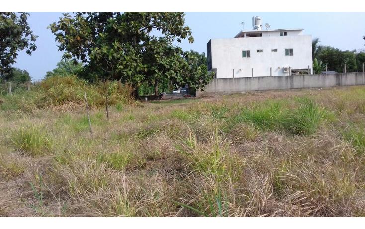 Foto de terreno habitacional en venta en  , ixtacomitan 3a secci?n, centro, tabasco, 1876508 No. 05