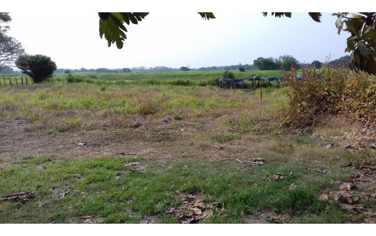Foto de terreno habitacional en venta en  , ixtacomitan 3a secci?n, centro, tabasco, 1876508 No. 08