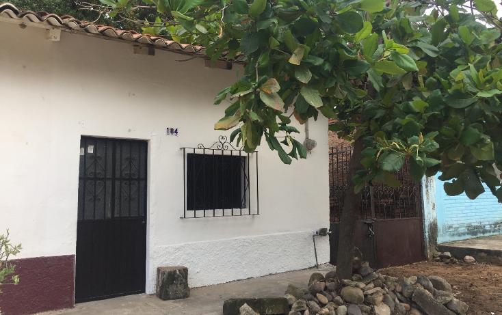 Foto de terreno habitacional en venta en  , ixtapa centro, puerto vallarta, jalisco, 1459559 No. 01
