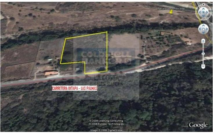 Foto de terreno habitacional en venta en  , ixtapa, puerto vallarta, jalisco, 1309859 No. 01