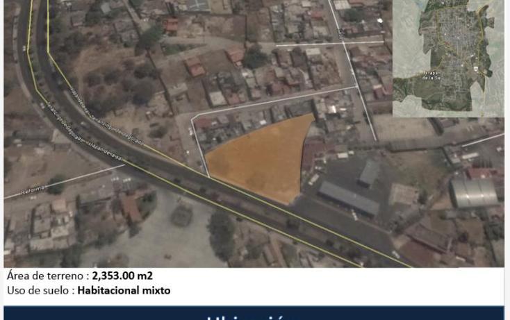 Foto de terreno comercial en venta en  , ixtapan de la sal, ixtapan de la sal, méxico, 1224543 No. 02