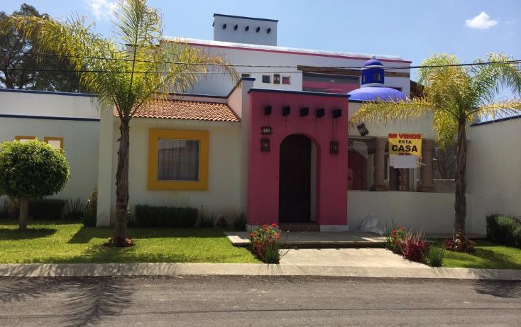 Foto de casa en venta en  , ixtapan de la sal, ixtapan de la sal, méxico, 1294863 No. 01