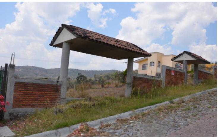 Foto de terreno habitacional en venta en  , ixtapan de la sal, ixtapan de la sal, m?xico, 964335 No. 01