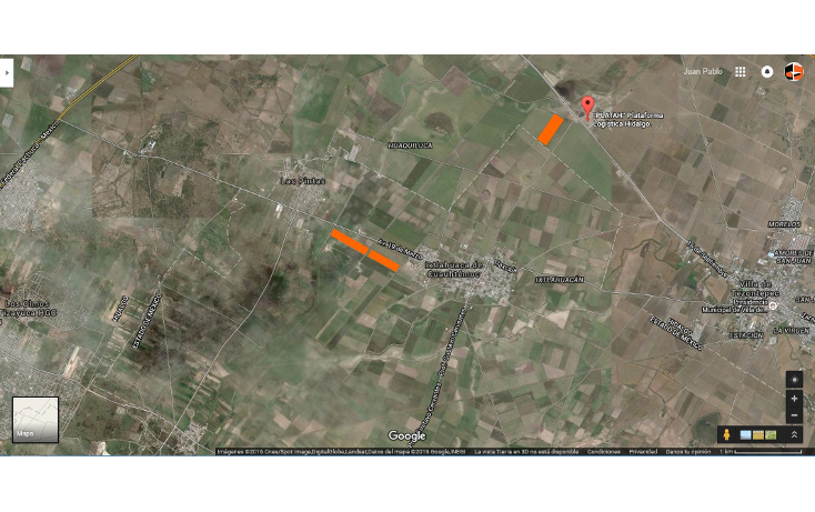 Foto de terreno comercial en venta en  , ixtlahuaca de cuauhtémoc, temascalapa, méxico, 1616406 No. 03