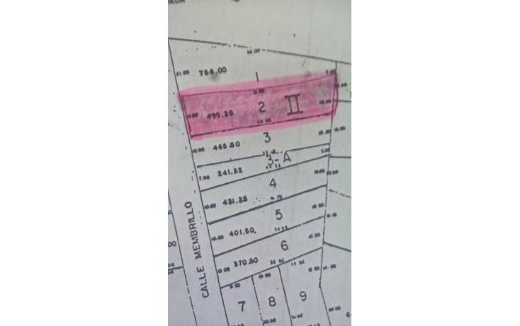 Foto de terreno habitacional en venta en  , ixtlahuacan de los membrillos, ixtlahuac?n de los membrillos, jalisco, 1626994 No. 01