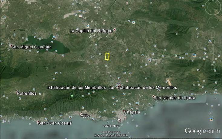 Foto de terreno habitacional en venta en  , ixtlahuacan de los membrillos, ixtlahuacán de los membrillos, jalisco, 827017 No. 02