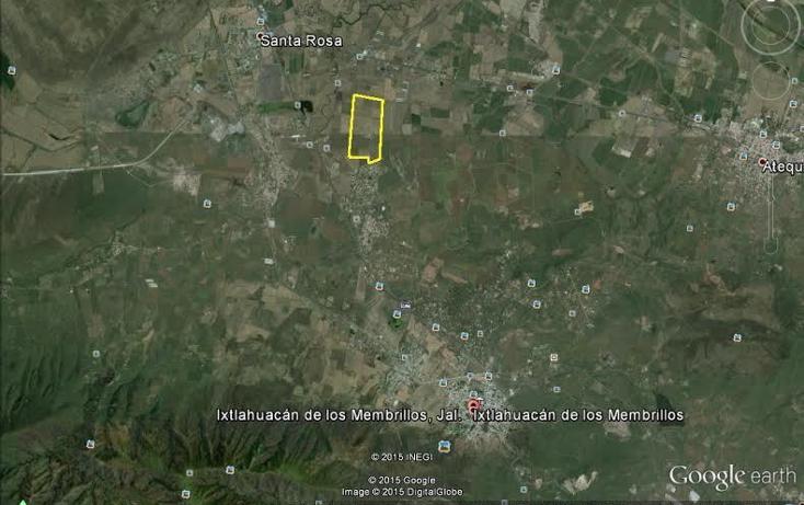 Foto de terreno habitacional en venta en  , ixtlahuacan de los membrillos, ixtlahuacán de los membrillos, jalisco, 827017 No. 03