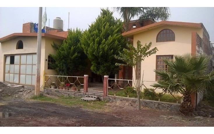 Foto de casa en venta en  , ixtlán de los hervores, ixtlán, michoacán de ocampo, 1951248 No. 01