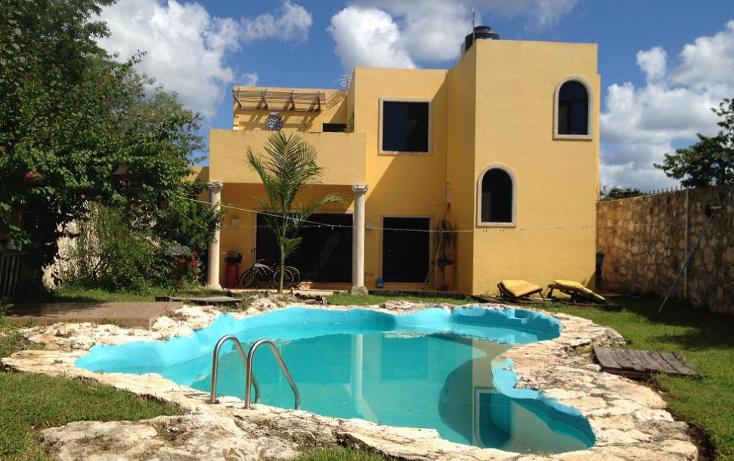 Foto de casa en renta en  , izamal, izamal, yucatán, 1149245 No. 01