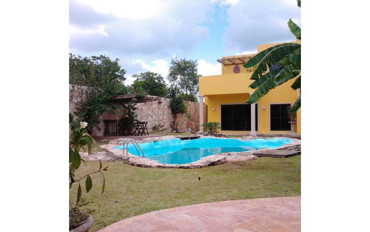 Foto de casa en venta en  , izamal, izamal, yucatán, 1602548 No. 07