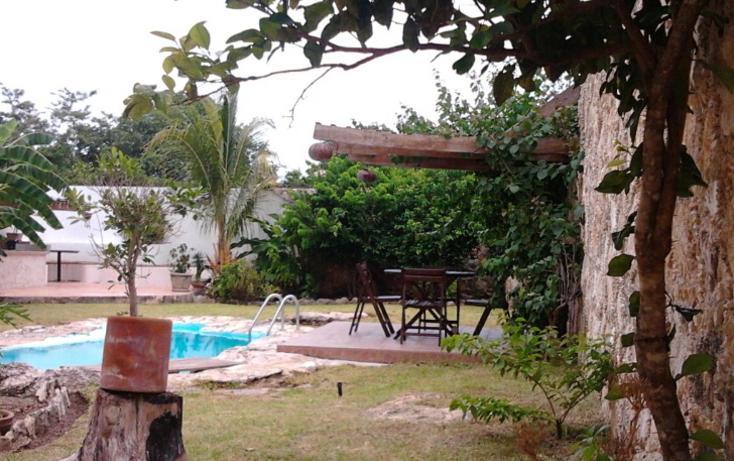 Foto de casa en venta en  , izamal, izamal, yucatán, 1602548 No. 09