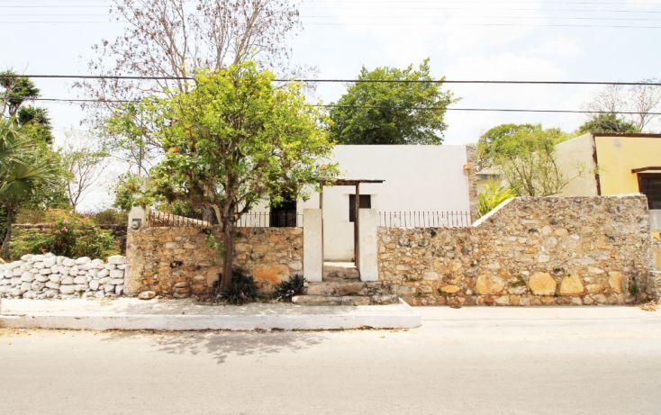 Foto de casa en venta en, izamal, izamal, yucatán, 1831040 no 01