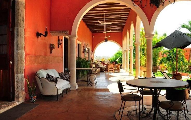 Foto de rancho en venta en  , izamal, izamal, yucatán, 746941 No. 06