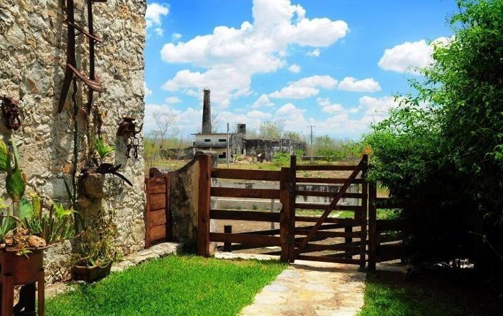 Foto de rancho en venta en  , izamal, izamal, yucatán, 746941 No. 15
