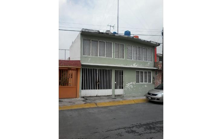 Foto de casa en venta en  , izcalli del valle, tultitl?n, m?xico, 1038773 No. 01