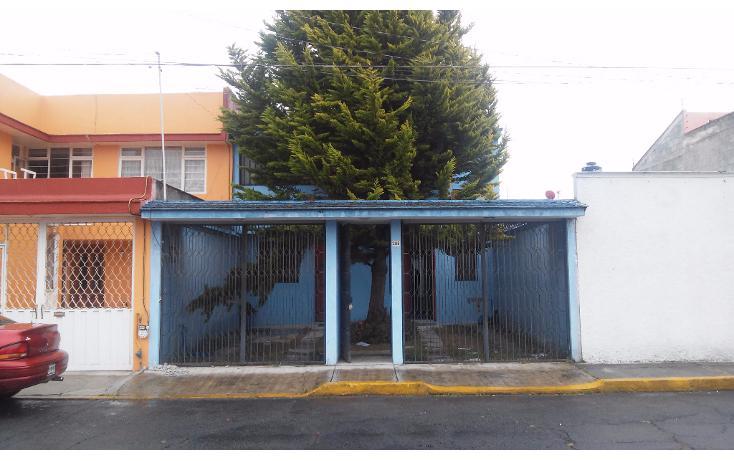 Foto de casa en venta en  , izcalli toluca, toluca, méxico, 1631576 No. 01