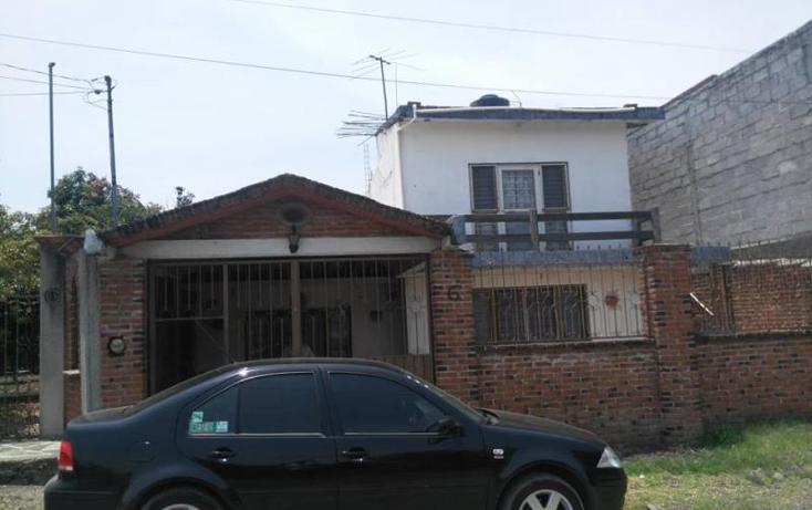 Foto de casa en venta en  , iztaccihuatl, cuautla, morelos, 1944490 No. 01