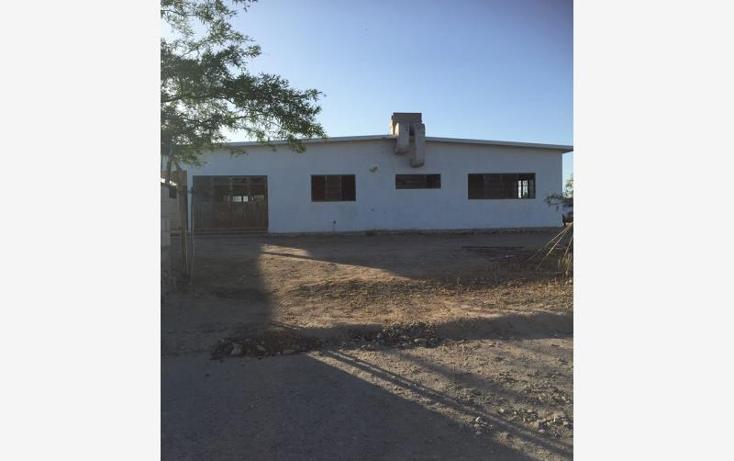 Foto de casa en venta en  274, hombres blancos, general plutarco elías calles, sonora, 1159961 No. 01