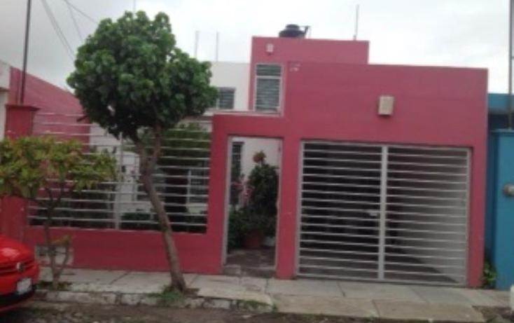 Foto de casa en venta en j trinidad alamillo 511, el centenario, villa de álvarez, colima, 988135 No. 01