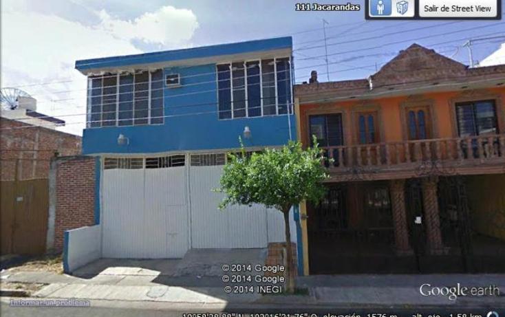 Foto de casa en venta en jacarandas 112, las fuentes, zamora, michoacán de ocampo, 502692 no 02