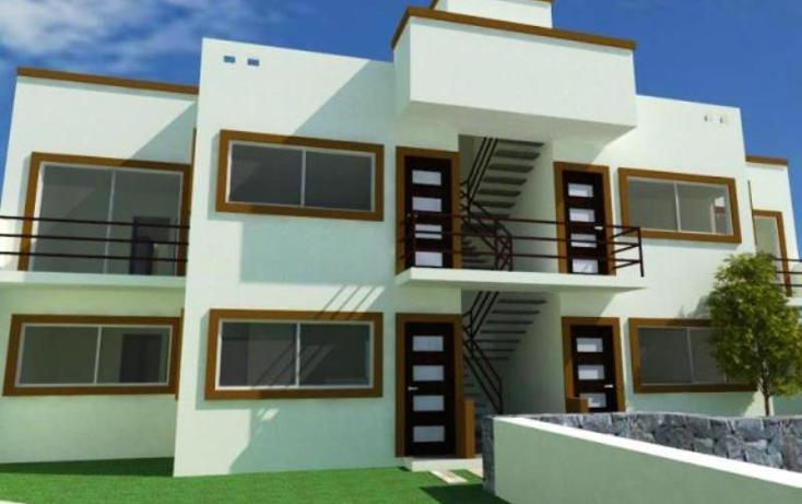 Foto de departamento en venta en  , jacarandas, cuernavaca, morelos, 1303973 No. 01