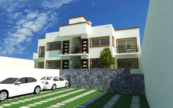 Foto de departamento en venta en  , jacarandas, cuernavaca, morelos, 1303973 No. 02