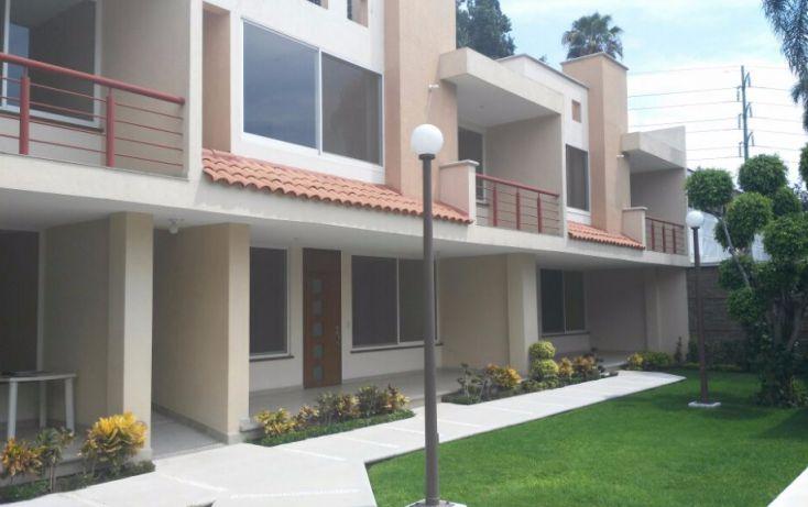 Foto de casa en condominio en venta en, jacarandas, cuernavaca, morelos, 1737076 no 01