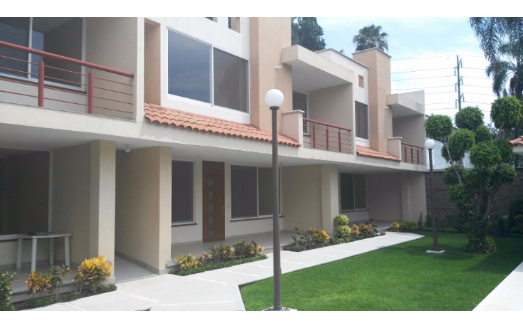 Foto de casa en venta en  , jacarandas, cuernavaca, morelos, 1737076 No. 01