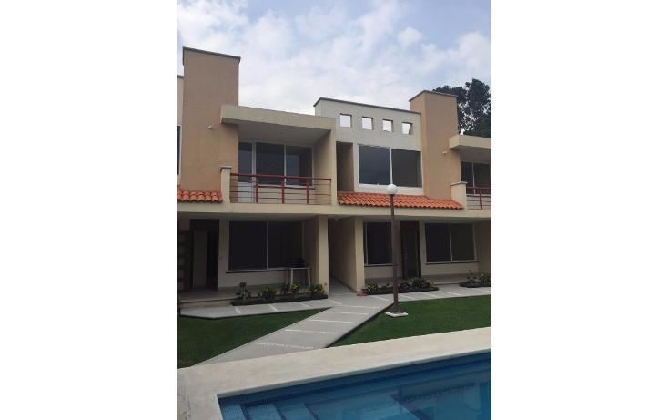 Foto de casa en venta en  , jacarandas, cuernavaca, morelos, 1985536 No. 01