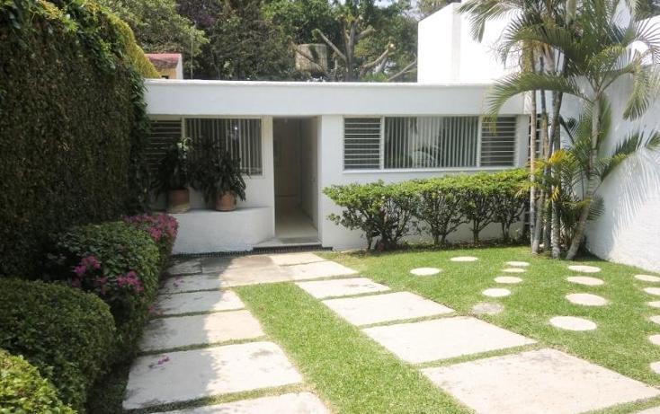 Foto de casa en venta en  , jacarandas, cuernavaca, morelos, 388646 No. 01