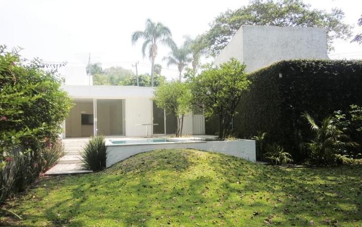 Foto de casa en venta en  , jacarandas, cuernavaca, morelos, 390278 No. 01
