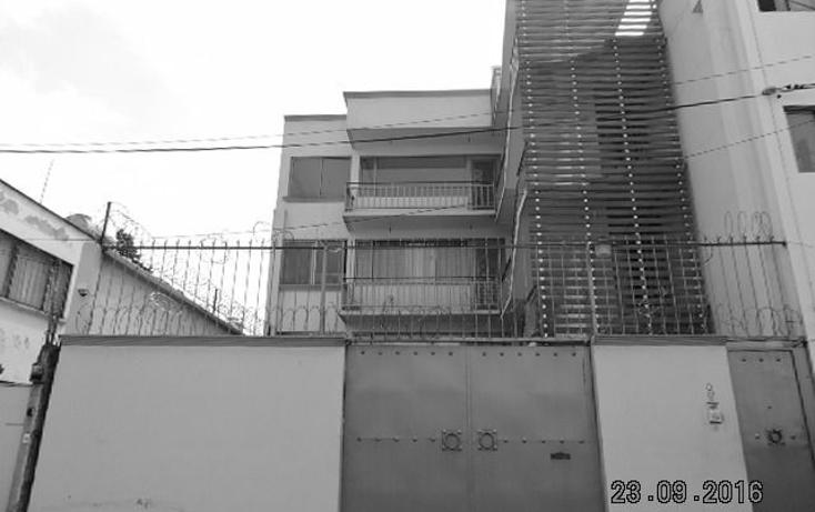 Foto de departamento en renta en  , jacarandas, iztapalapa, distrito federal, 2588735 No. 01