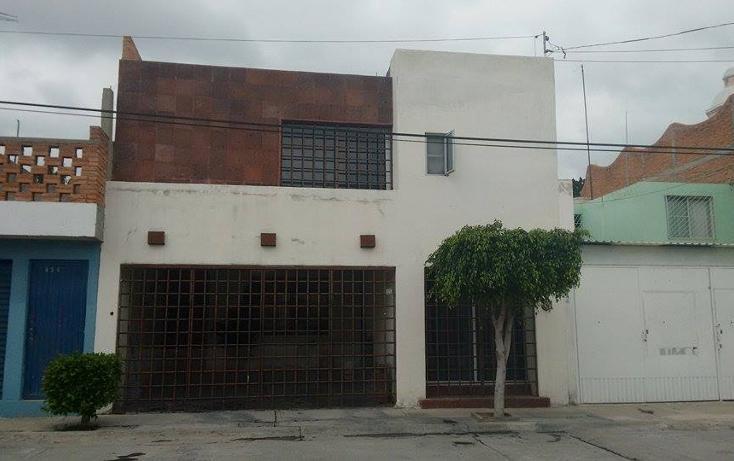 Foto de casa en venta en  , jacarandas, san luis potosí, san luis potosí, 1363049 No. 01