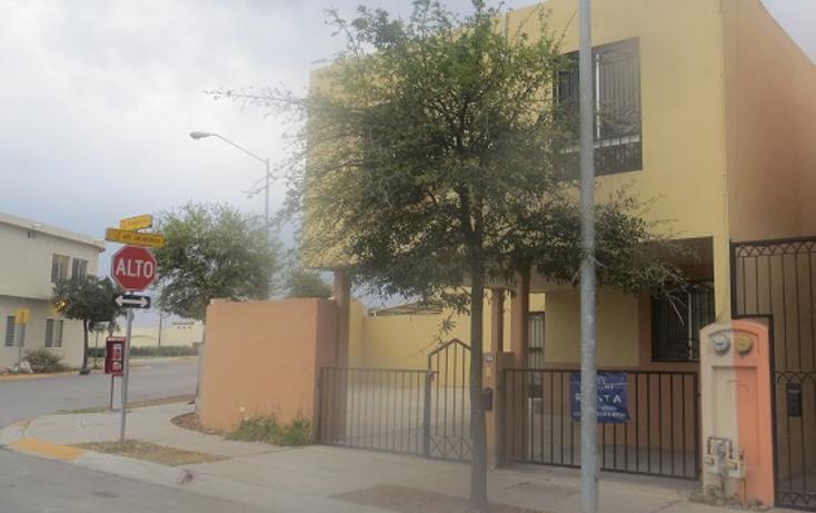 Foto de casa en renta en  , jacarandas sector 1, apodaca, nuevo le?n, 1247407 No. 01