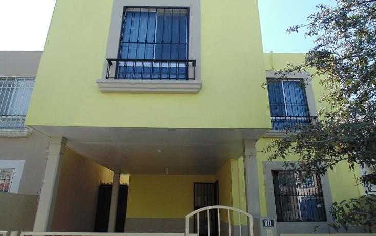 Foto de casa en renta en  , jacarandas sector 1, apodaca, nuevo león, 1598544 No. 01