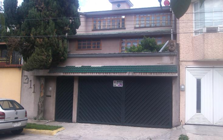 Foto de casa en venta en  , jacarandas, tlalnepantla de baz, m?xico, 945545 No. 01