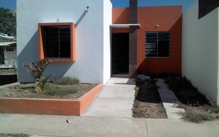 Foto de casa en venta en  , jacarandas, villa de álvarez, colima, 1767150 No. 01