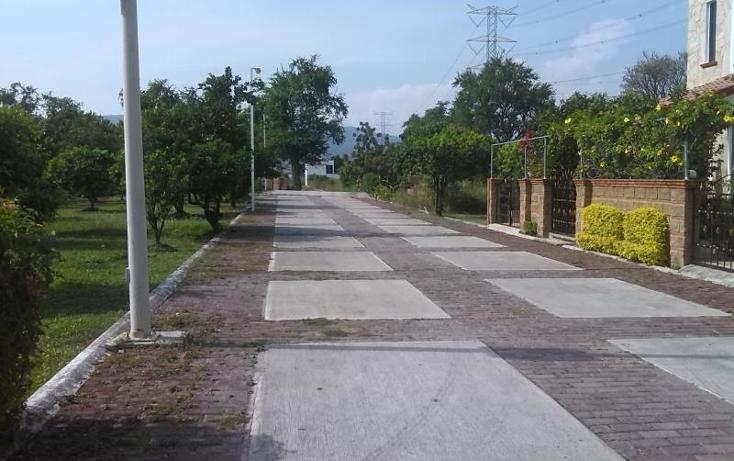Foto de terreno habitacional en venta en  , jacarandas, yautepec, morelos, 1569006 No. 07