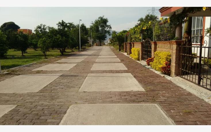 Foto de terreno habitacional en venta en  , jacarandas, yautepec, morelos, 1569030 No. 05