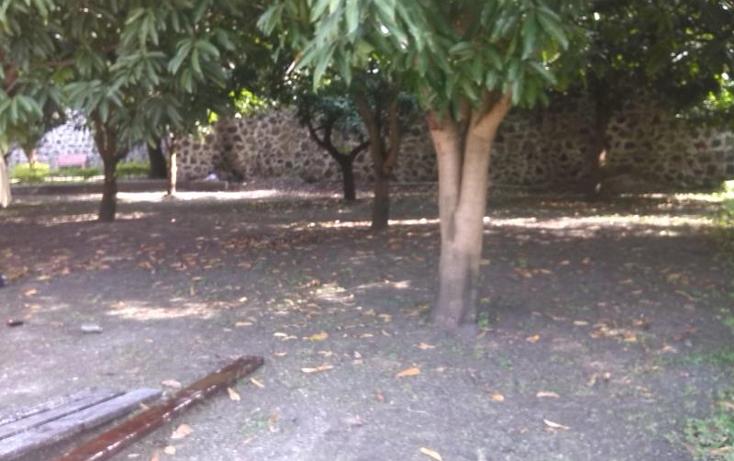 Foto de terreno habitacional en venta en  , jacarandas, yautepec, morelos, 1569030 No. 10